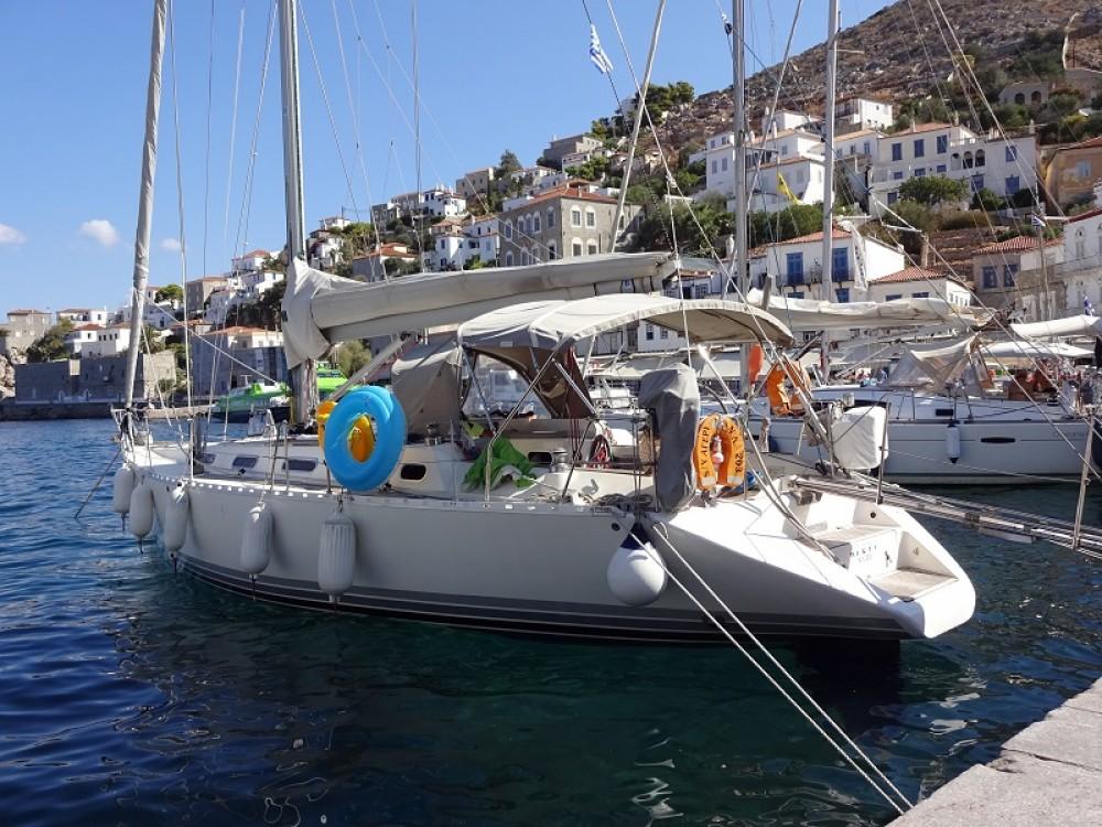 Verhuur Zeilboot Dromor met vaarbewijs