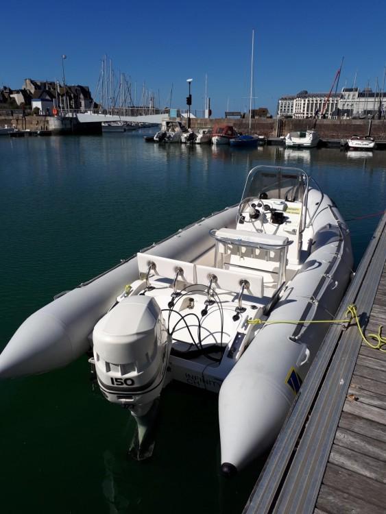 Zodiac Open Pro 6.50 te huur van particulier of professional in Le Havre