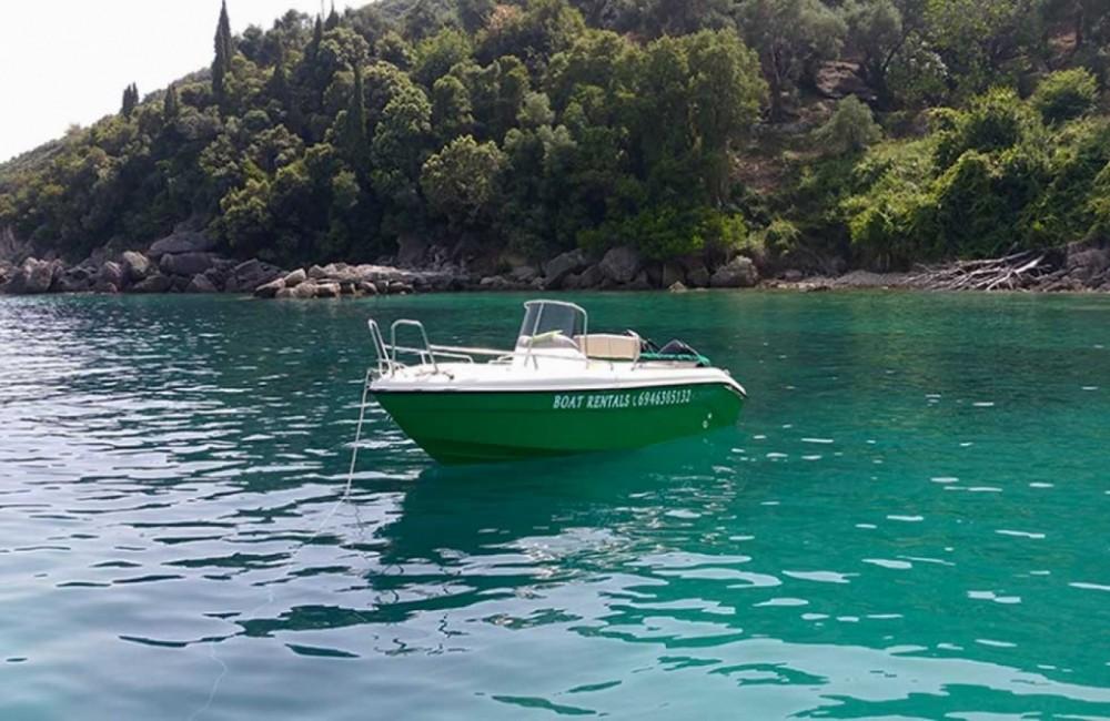 Bootverhuur Poseidon Bluewater 480 in Πάργα via SamBoat