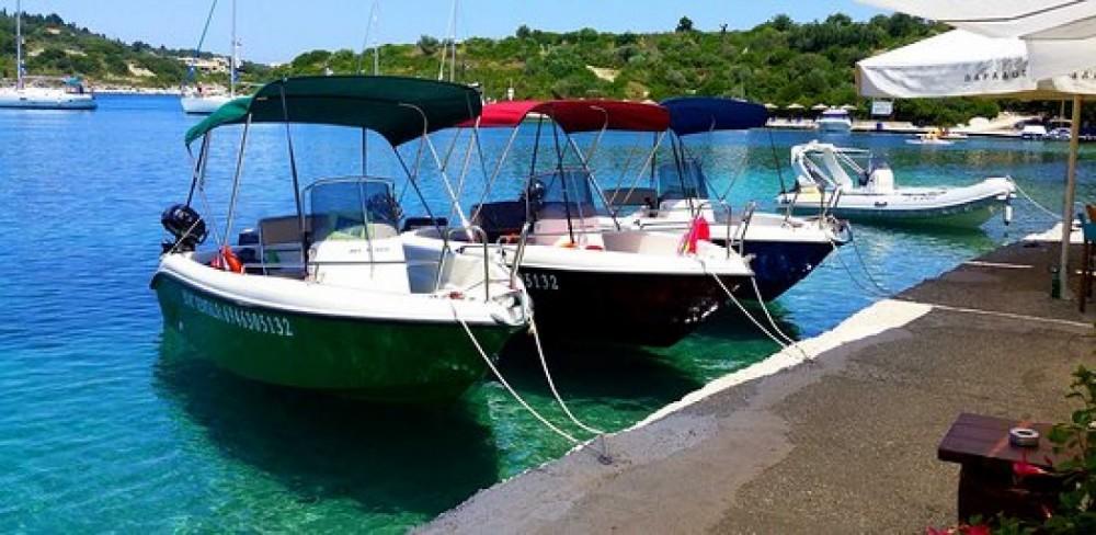 Jachthuur in Πάργα - Poseidon Bluewater 480 via SamBoat