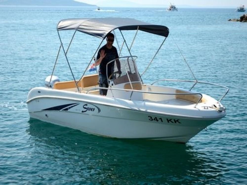Verhuur Motorboot in Krk - Saver Saver 341