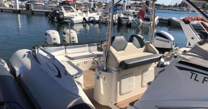 Bootverhuur Nuova Jolly Prince 34 in Bandol via SamBoat