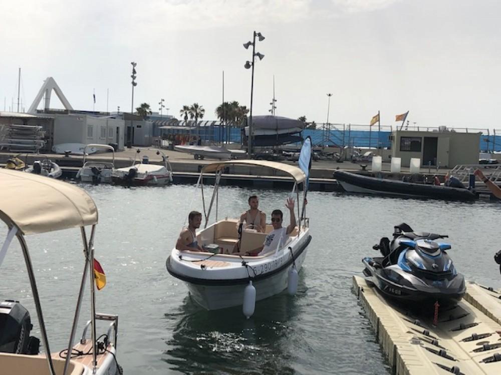 Huur Motorboot met of zonder schipper Roman in Communauté Valencienne