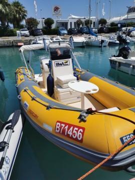 Verhuur Rubberboot in Saint-Laurent-du-Var - Bwa Bwa 550 Pro