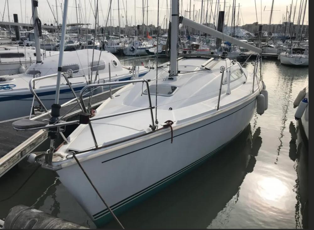 Bootverhuur Jeanneau Sun Way 29 in La Rochelle via SamBoat