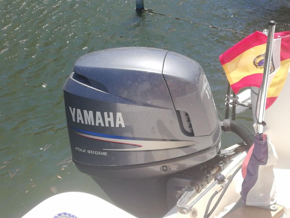 Huur Motorboot met of zonder schipper Jeanneau in