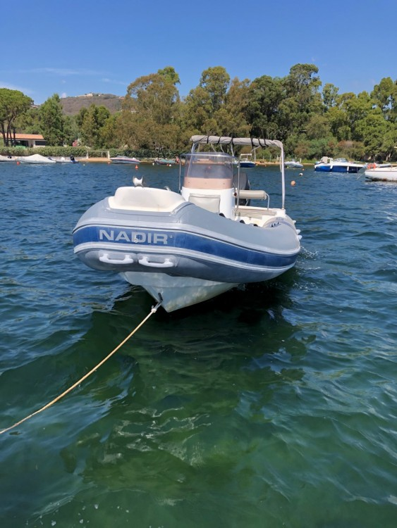 Verhuur Rubberboot in Toulon - Nadir G22