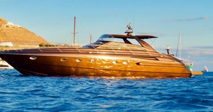 Bootverhuur Mykonos (Island) goedkoop Princess 55