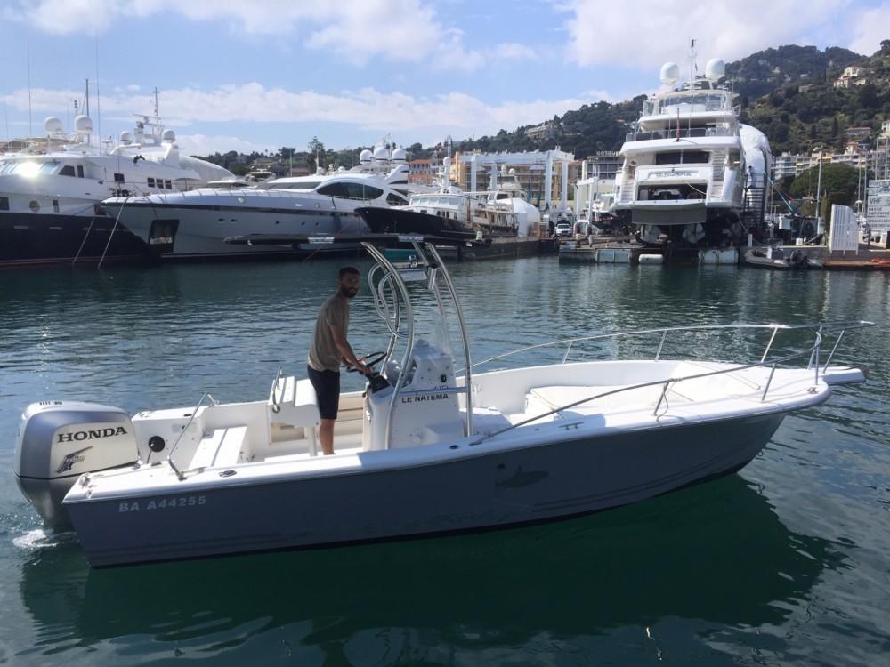 Huur een Kelt White Shark 215 in Saint-Jean-Cap-Ferrat
