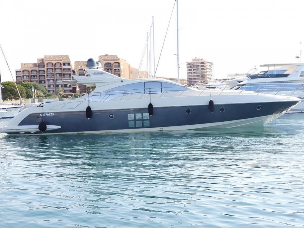 Bootverhuur Azimut 68S in Fréjus via SamBoat