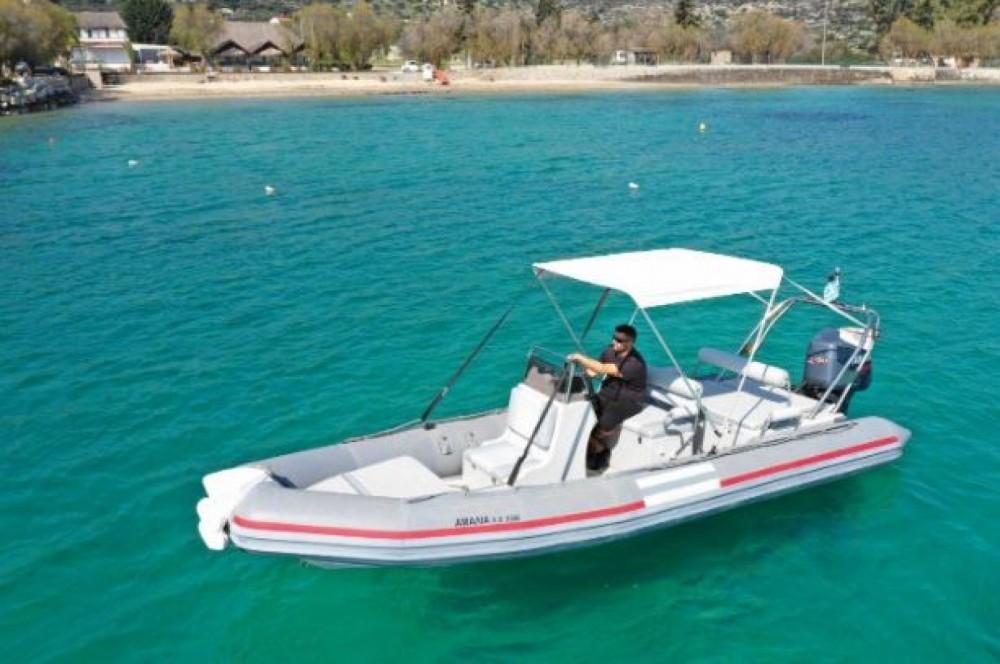 Verhuur Rubberboot in Marathos - Rib BWA