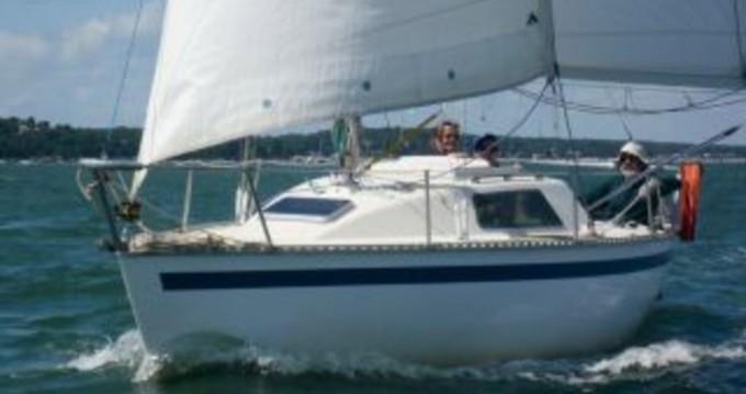 Verhuur Zeilboot Jouet met vaarbewijs