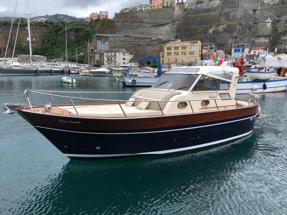 Huur Motorboot met of zonder schipper Aprea Mare in Positano