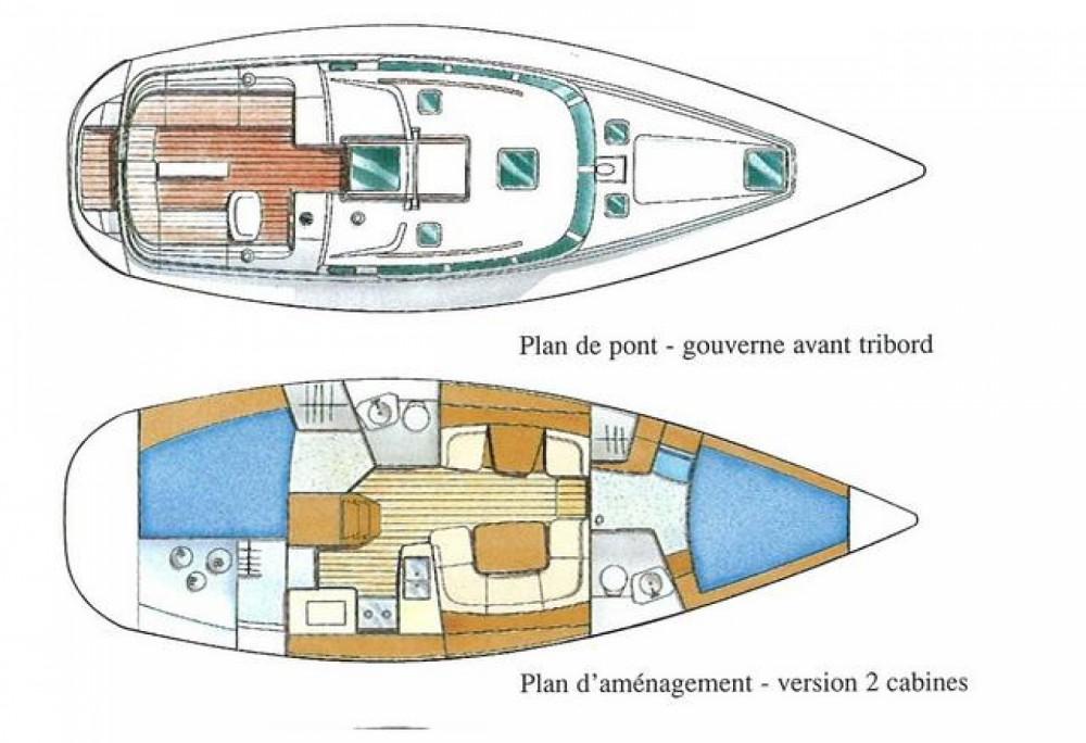 Bootverhuur Jeanneau Sun Odyssey 40 DS in Vigo via SamBoat