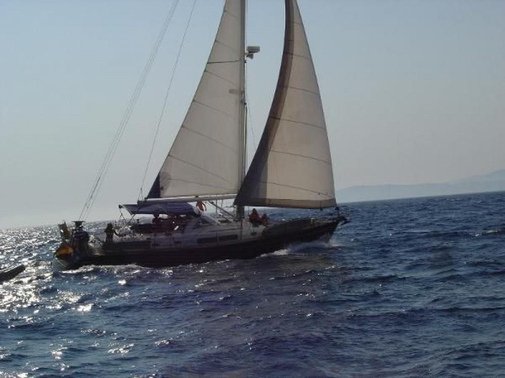 Bénéteau Oceanis 44 CC te huur van particulier of professional in