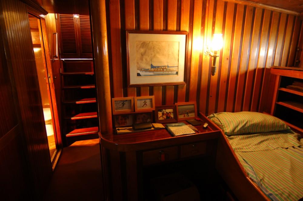Bootverhuur Lisbon goedkoop 55'' classic wooden yacht
