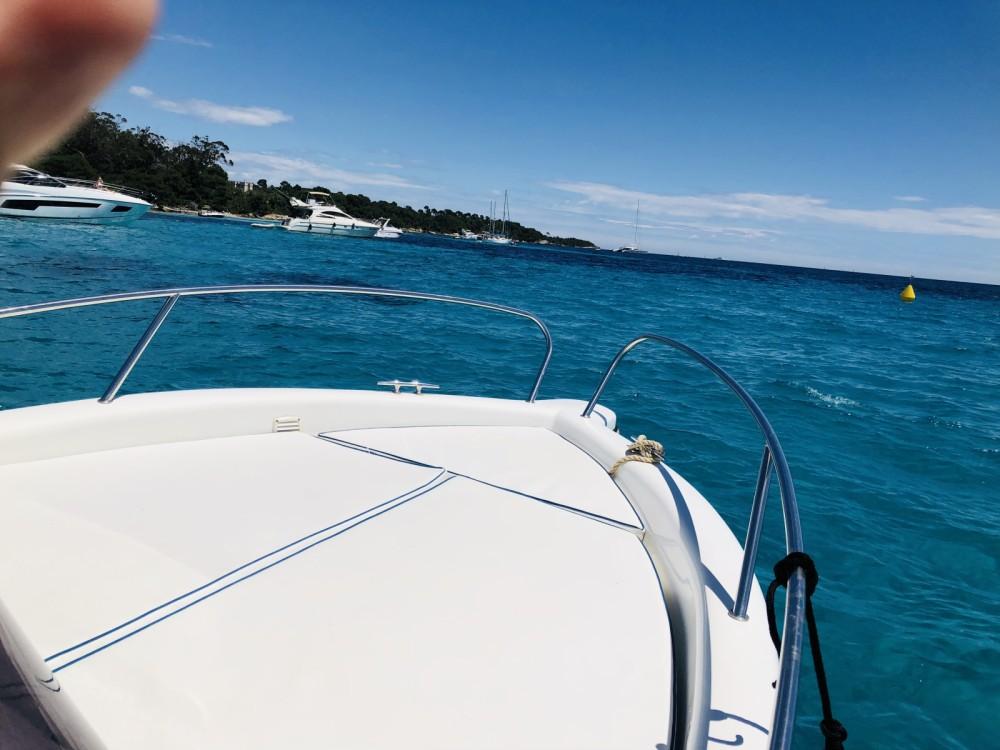 Huur Motorboot met of zonder schipper Mls in Mandelieu-la-Napoule