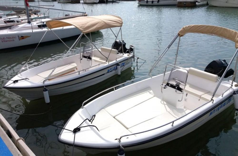 Verhuur Motorboot Marion 1 met vaarbewijs