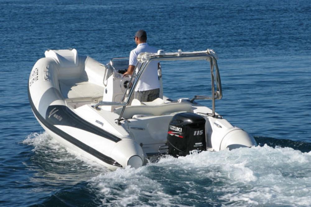 Bootverhuur Zar Formenti Mako 58 in Grad Biograd na Moru via SamBoat