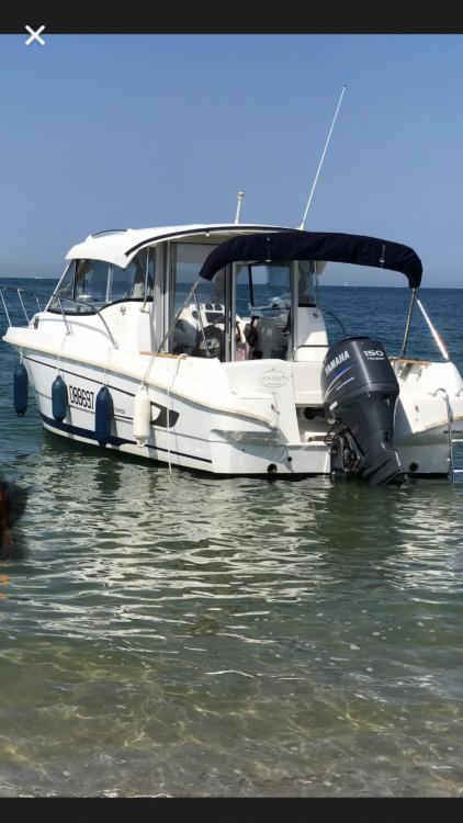 Huur Motorboot met of zonder schipper Bénéteau in Noirmoutier-en-l'Île
