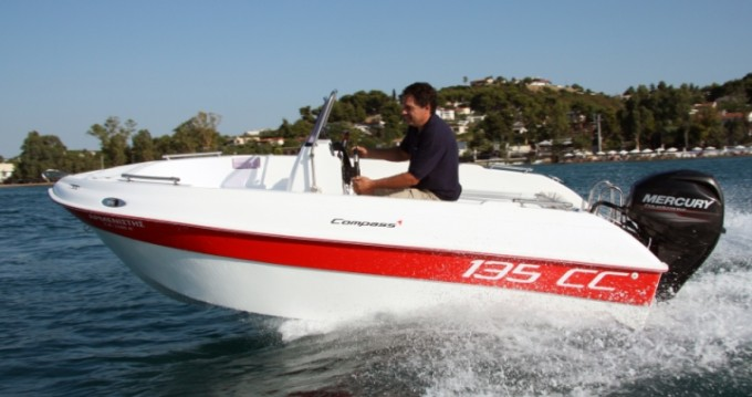 Jachthuur in Rhodes - Compass 135 CC via SamBoat