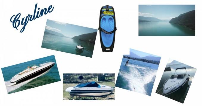 Jachthuur in Le Bourget-du-Lac - Four Winns Sundowner 205 via SamBoat