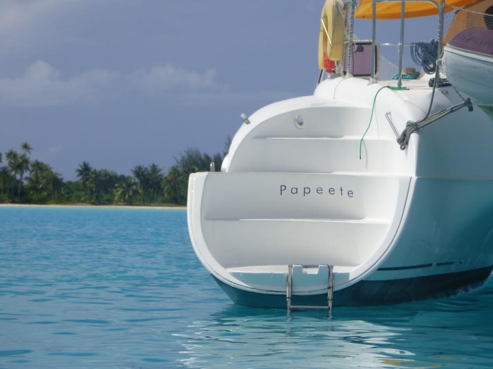 Jachthuur in Papeete - Fountaine Pajot Bahia 46 via SamBoat