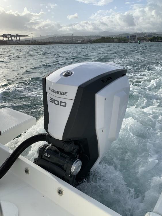 Motorboot te huur in Fort-de-France voor de beste prijs