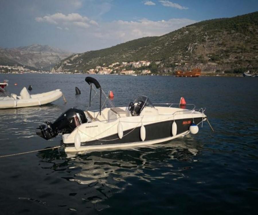 Bootverhuur Quicksilver Activ 555 Open in Dubrovnik via SamBoat