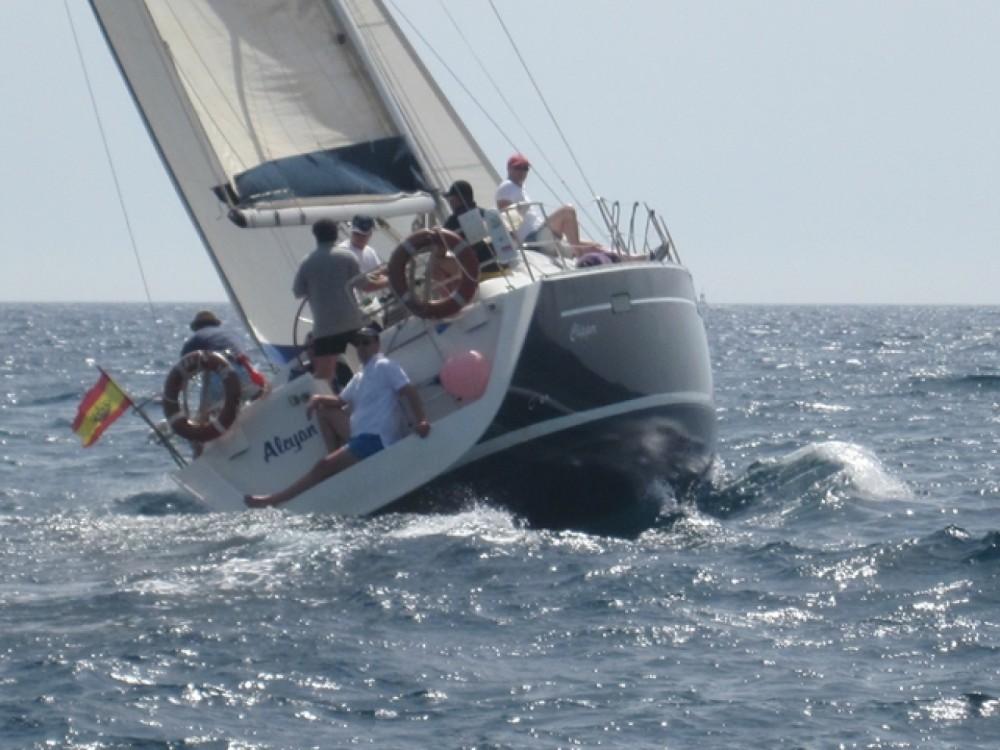 Bénéteau Oceanis 393 Clipper te huur van particulier of professional in Catalonië