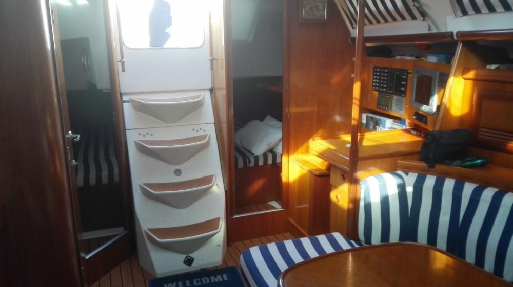 Verhuur Zeilboot in Catalonië - Bénéteau Oceanis 393 Clipper