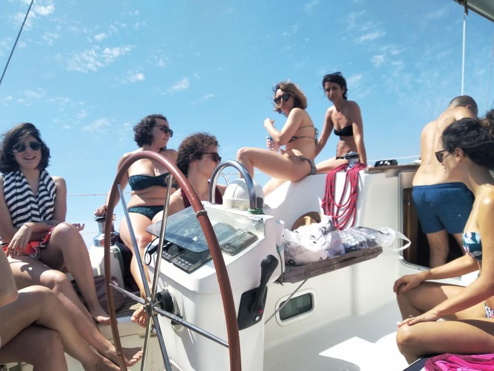 Jachthuur in Catalonië - Bénéteau Oceanis 393 Clipper via SamBoat