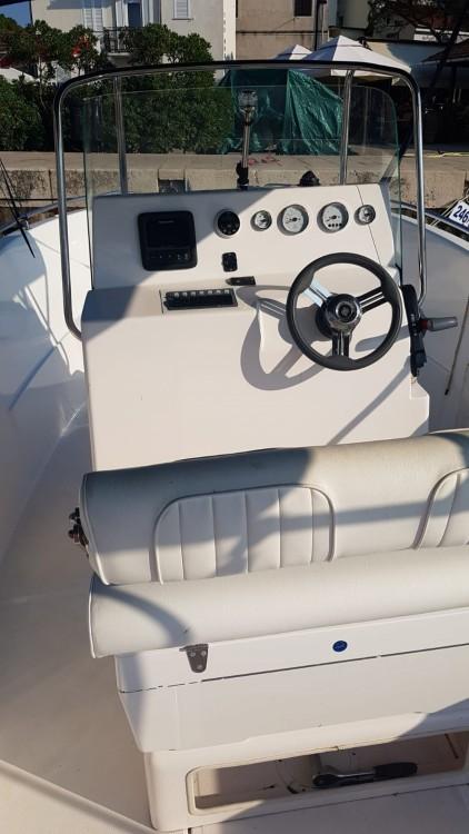 Verhuur Motorboot in Malinska - Elan Fishing 650 Cabin