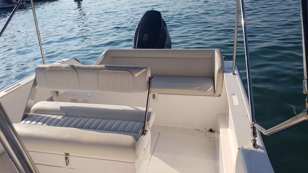 Bootverhuur Malinska goedkoop Fishing 650 Cabin