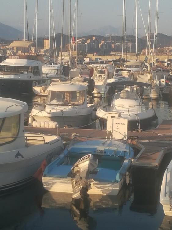 Huur Motorboot met of zonder schipper esterel in Ajaccio