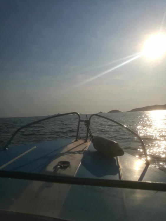 Verhuur Motorboot in Ajaccio - esterel esterel IV