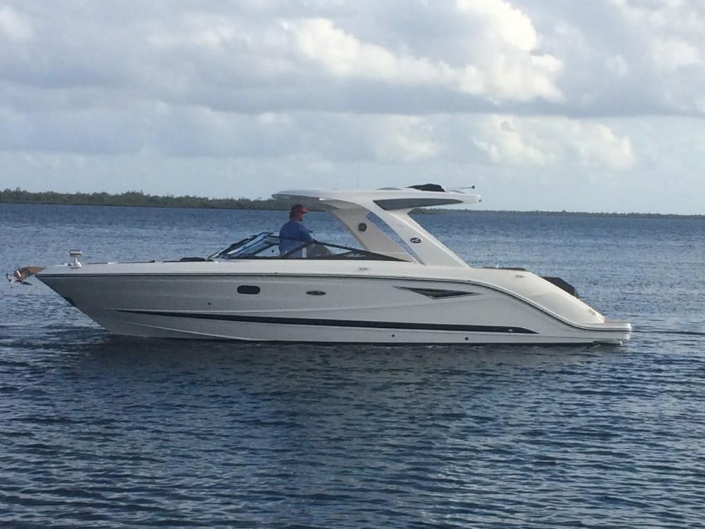 Huur Motorboot met of zonder schipper Sea Ray in George Town