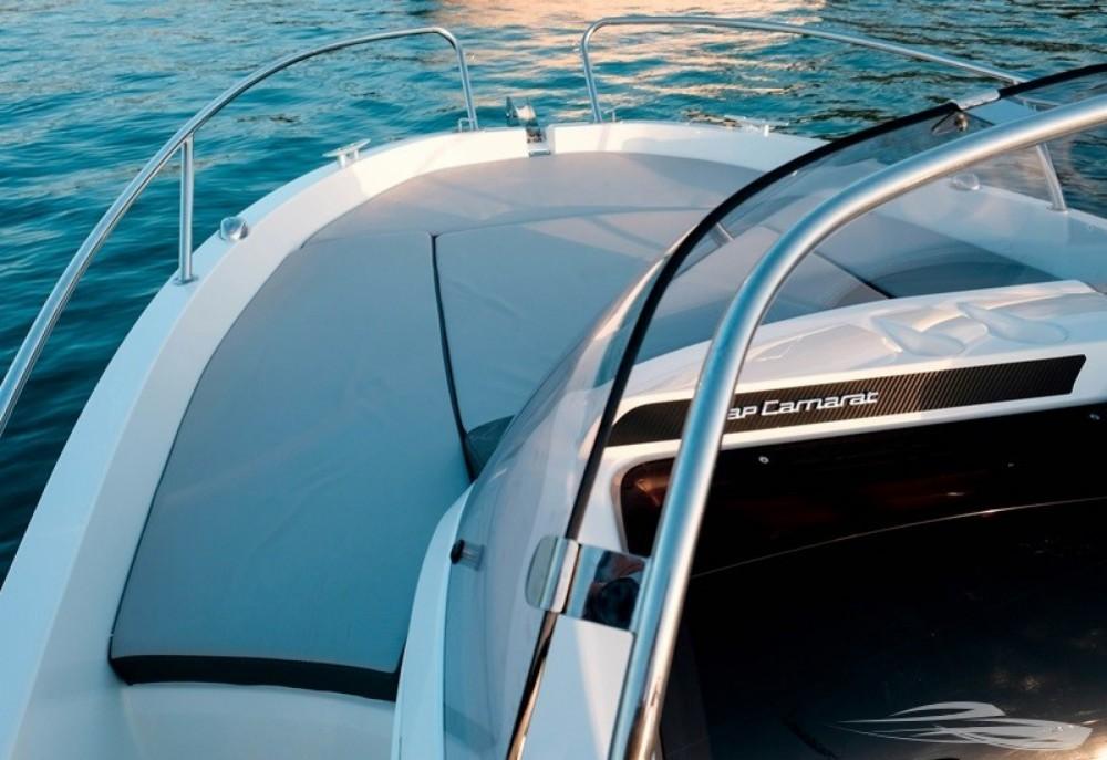 Jeanneau Cap Camarat 5.5 CC te huur van particulier of professional in Trogir