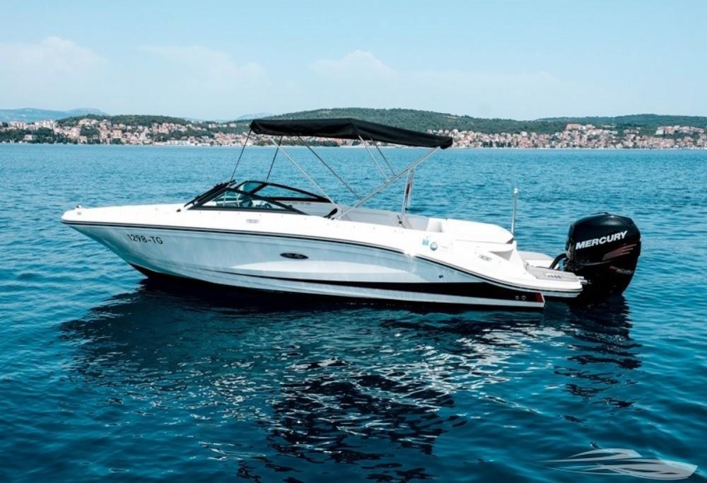 Jachthuur in Trogir - Sea Ray SPX 210 OB via SamBoat