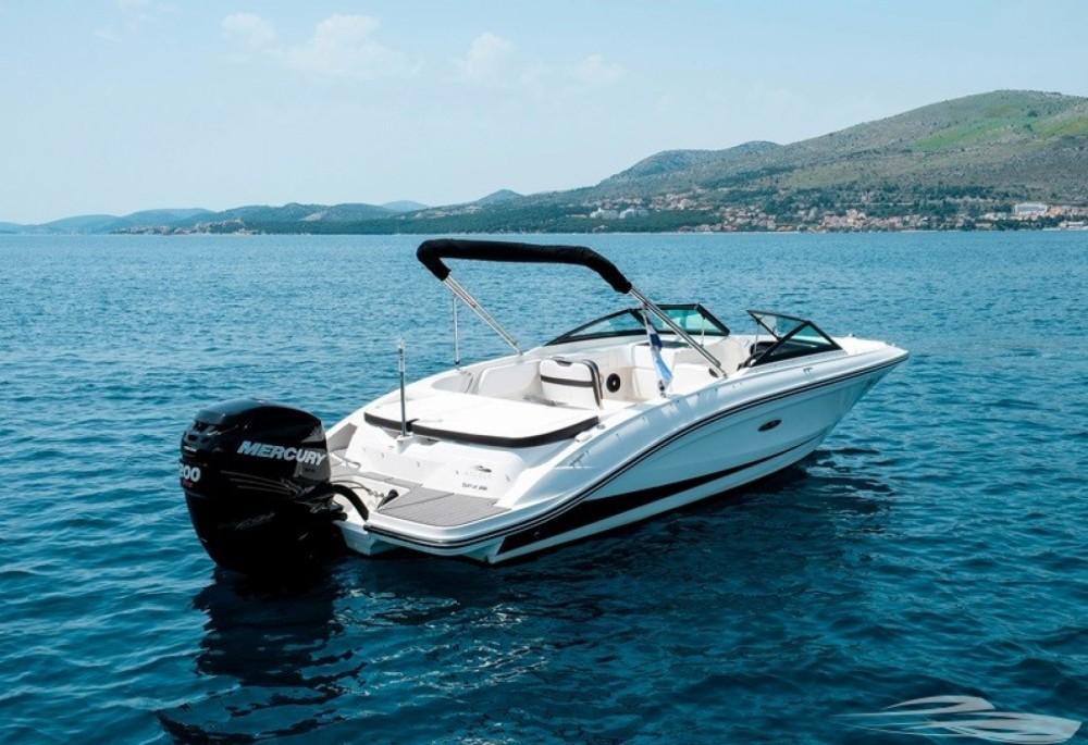 Sea Ray SPX 210 OB te huur van particulier of professional in Trogir