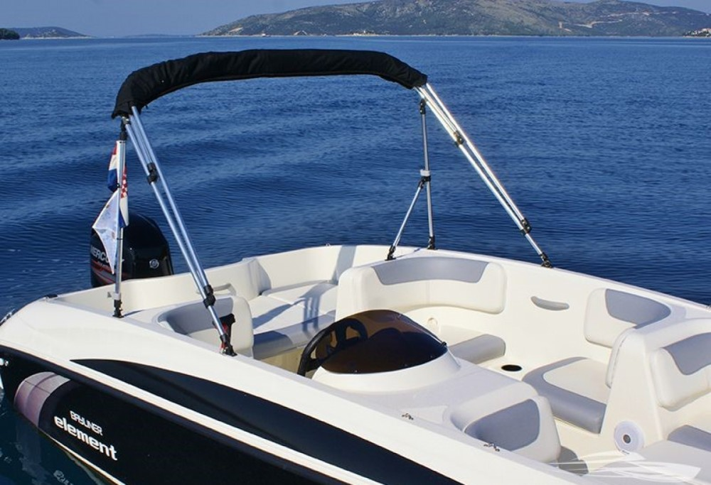 Jachthuur in Trogir - Bayliner Element via SamBoat