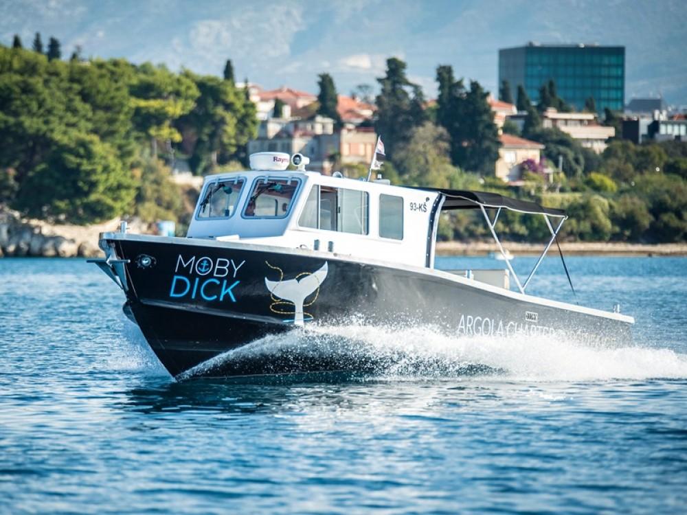 Huur Motorboot met of zonder schipper Mag in Trogir