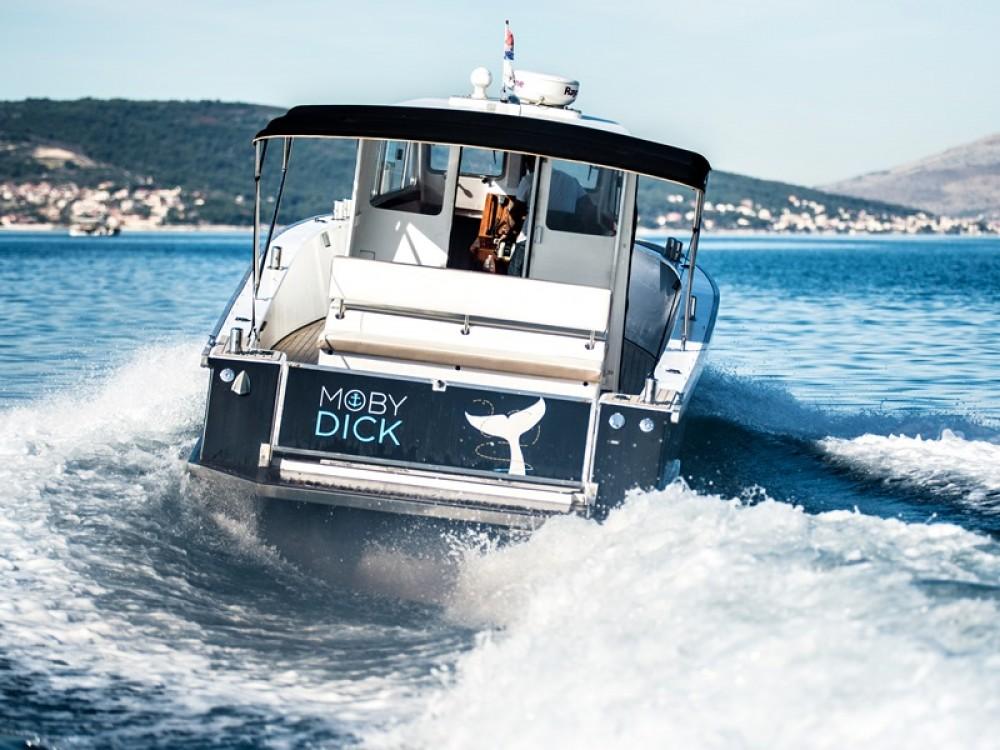 Verhuur Motorboot Mag met vaarbewijs