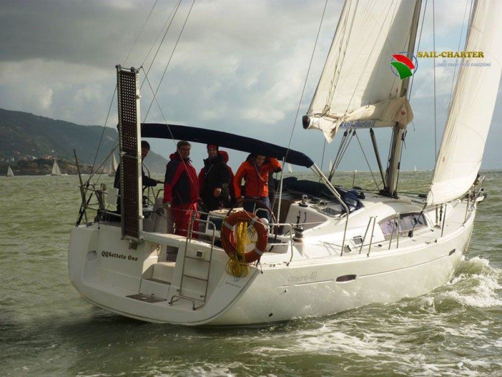 Bootverhuur Bénéteau Oceanis 40 in Punta Ala via SamBoat