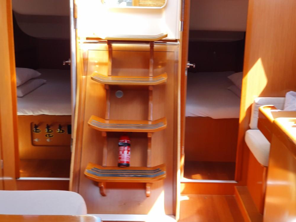 Bootverhuur Punta Ala goedkoop Oceanis 40