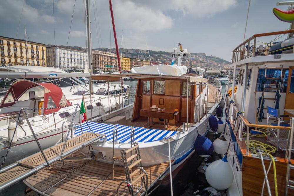 Verhuur Motorboot in Napels - Cantieri Gatto Cianciola