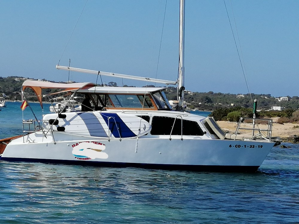 Jachthuur in la Savina - BOBCAT Bobcat via SamBoat