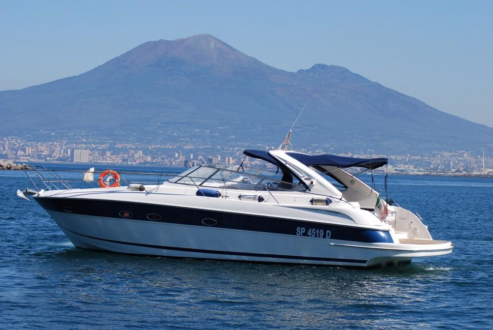 Huur Motorboot met of zonder schipper Bavaria in Castellammare di Stabia