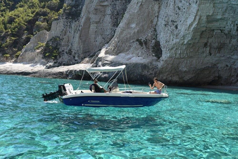Verhuur Motorboot in Zakynthos - Aeolos 19
