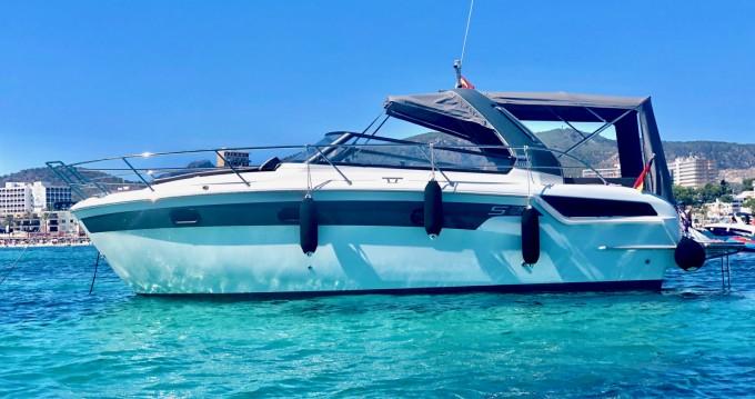 Huur Motorboot met of zonder schipper Bavaria in Palma de Mallorca
